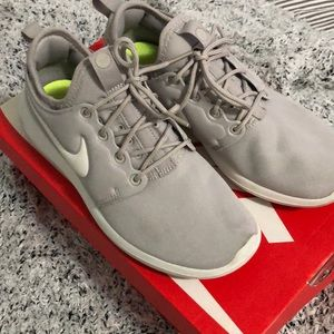 Nike Roshe two, worn twice only.